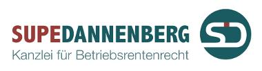 Supe-Dannenberg: Unabhängige Rechtsberatung in der betrieblichen Altersvorsorge Logo